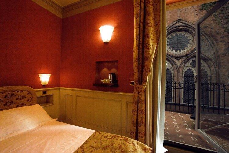 Terrasse art hotel commercianti bologna