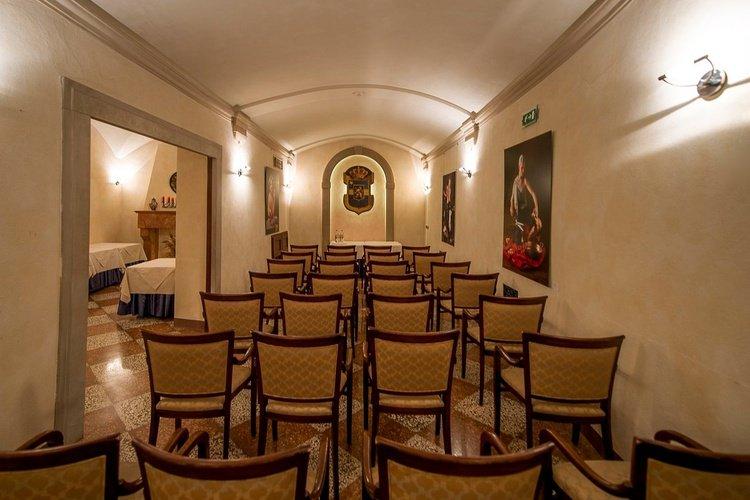 Konferenzraum  art hotel commercianti bologna