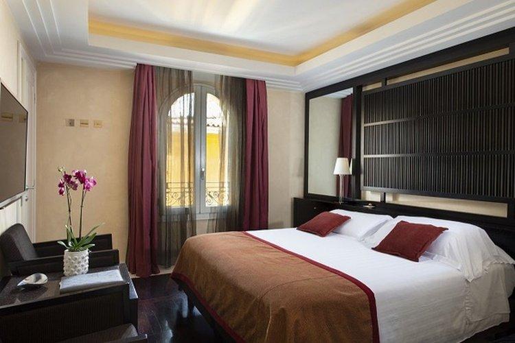Doppelzimmer  art hotel novecento bologna