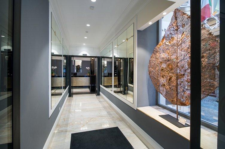 Eintrag  art hotel orologio bologna