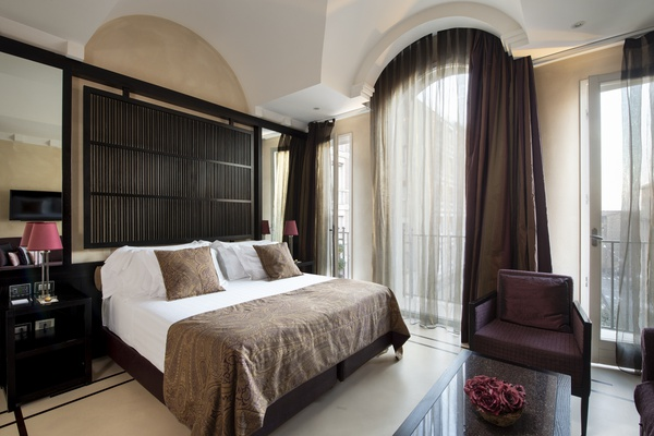 Suite Galileo  Art Hotel Novecento in Bologna
