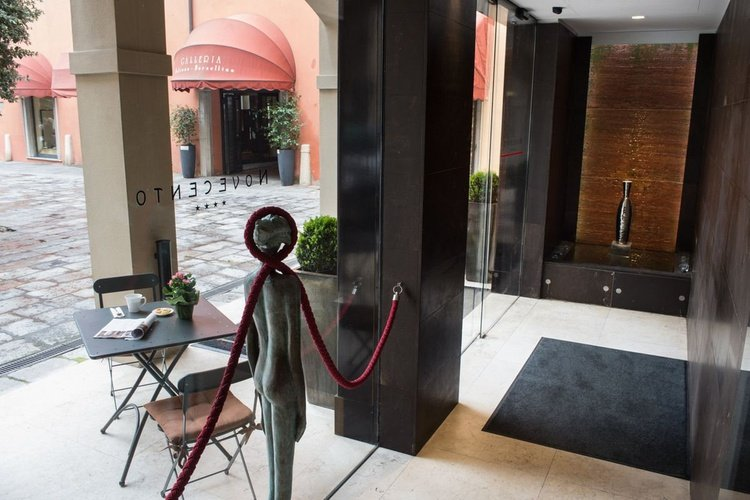 Eintrag  art hotel novecento bologna