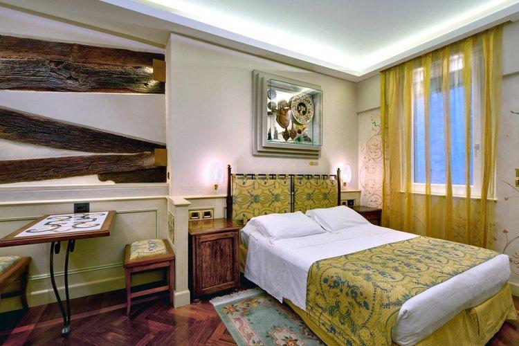 Doppelzimmer  art hotel commercianti bologna