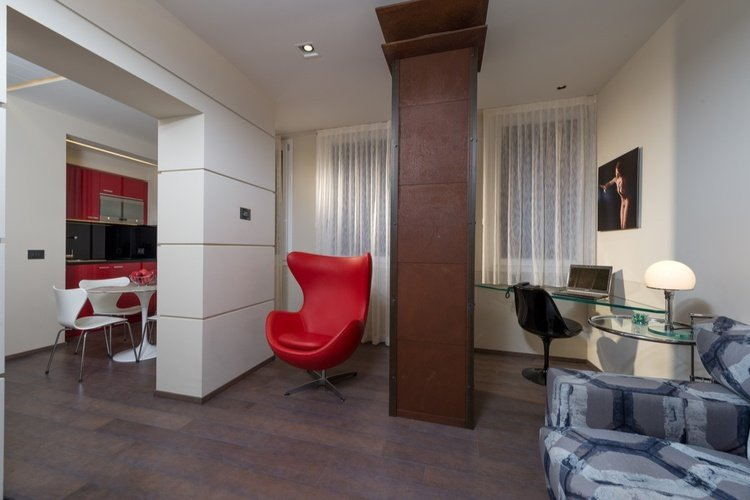 Superior appartement  art hotel commercianti bologna