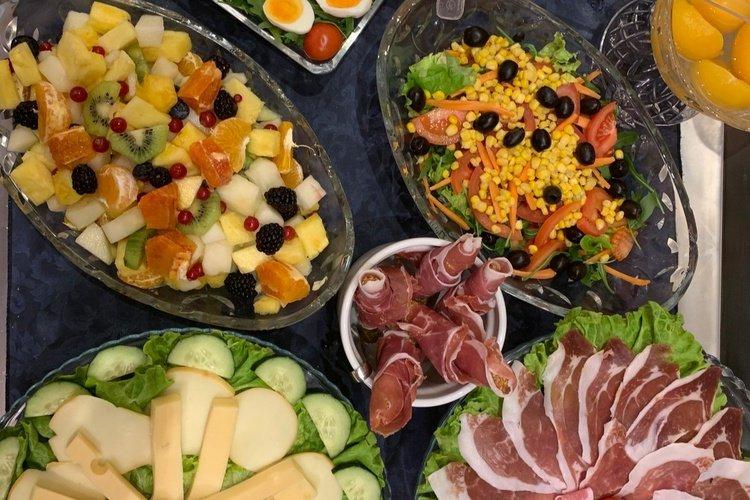 Gastronomie  art hotel commercianti bologna