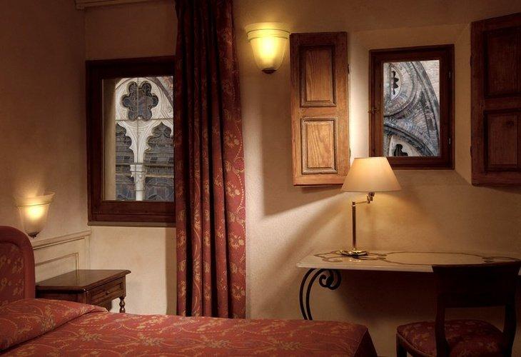 KLASSISCHES DOPPELZIMMER Art Hotel Commercianti Bologna, Italia