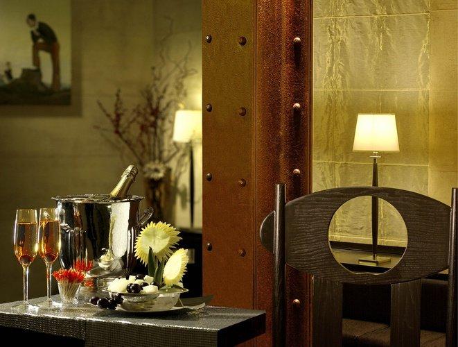 Detail  Art Hotel Novecento Bologna, Italia