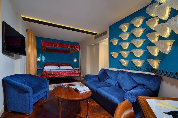 JUNIOR SUITE Art Hotel Commercianti in Bologna, Italia