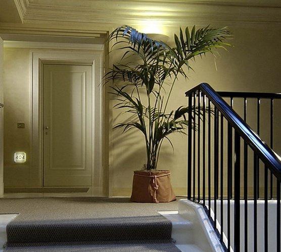 Innere  art hotel novecento bologna, italia