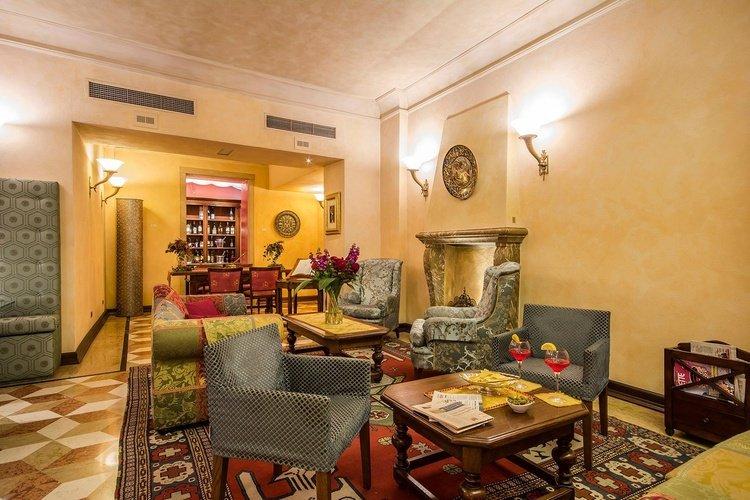 Wohnzimmer  art hotel commercianti bologna