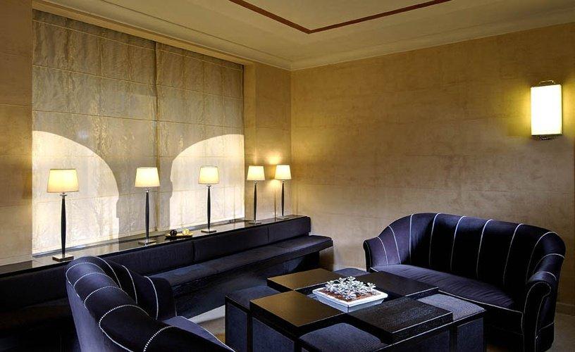 Empfangshalle  Art Hotel Novecento Bologna, Italia