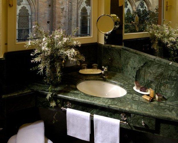 PREMIUM-DOPPELZIMMER Art Hotel Commercianti Bologna, Italia
