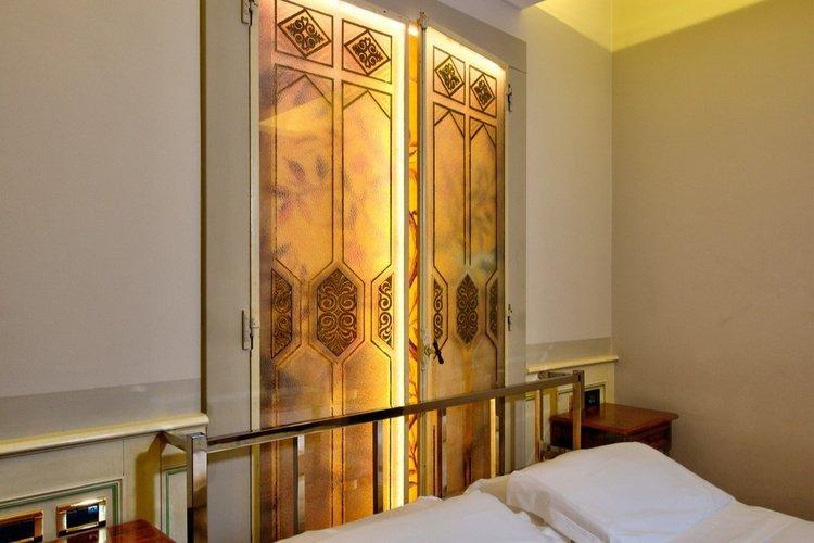 Luxuszimmer  art hotel commercianti bologna
