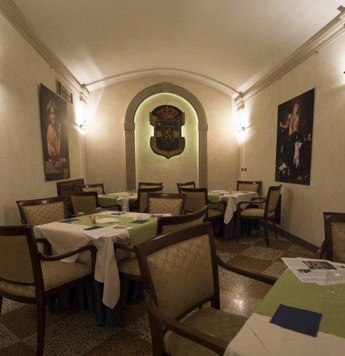 VERANSTALTUNGSRAUM Art Hotel Commercianti Bologna, Italia
