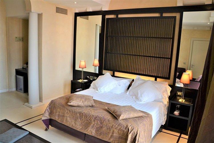 Suite  art hotel novecento bologna, italia