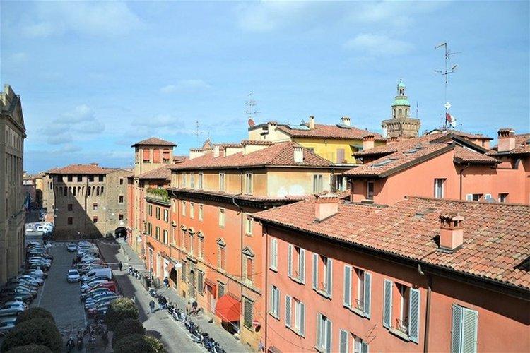 Panoramablick  art hotel novecento bologna