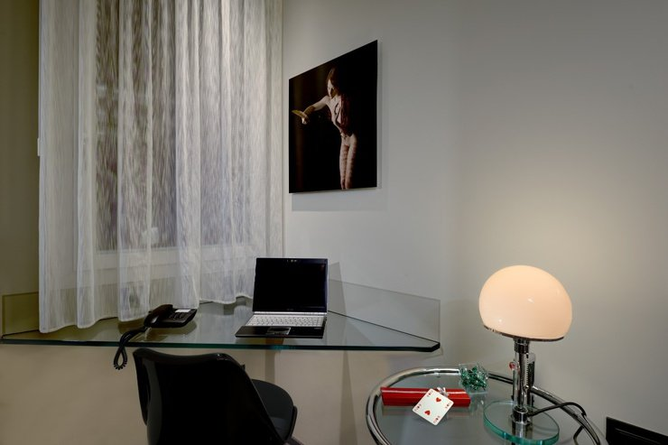 Luxusappartements  art hotel commercianti bologna