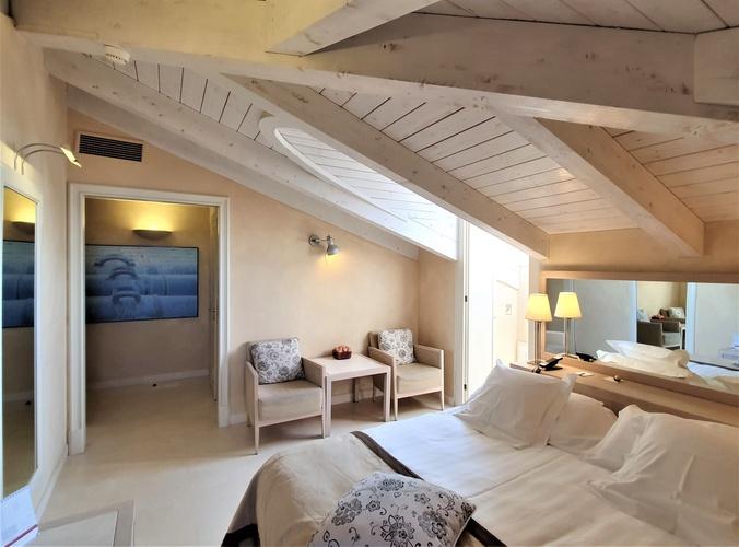 Luxuszimmer  art hotel novecento bologna