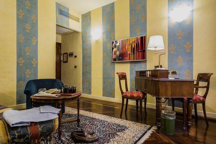 Suite art hotel commercianti bologna